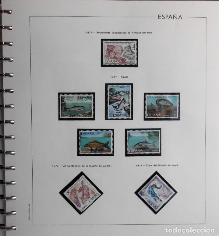 Sellos: COLECCIÓN ALBUM DE SELLOS ESPAÑA 1965 A 1973, 1974 A 1983 y 1984 A 1989, NUEVOS SIN FIJASELLOS ** - Foto 91 - 66903418