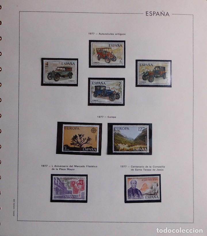 Sellos: COLECCIÓN ALBUM DE SELLOS ESPAÑA 1965 A 1973, 1974 A 1983 y 1984 A 1989, NUEVOS SIN FIJASELLOS ** - Foto 92 - 66903418
