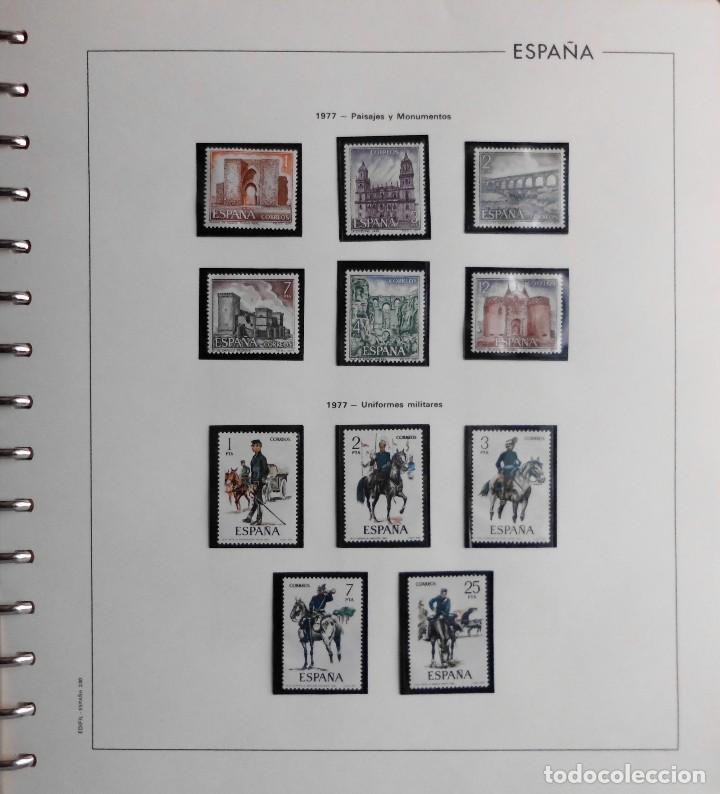 Sellos: COLECCIÓN ALBUM DE SELLOS ESPAÑA 1965 A 1973, 1974 A 1983 y 1984 A 1989, NUEVOS SIN FIJASELLOS ** - Foto 93 - 66903418