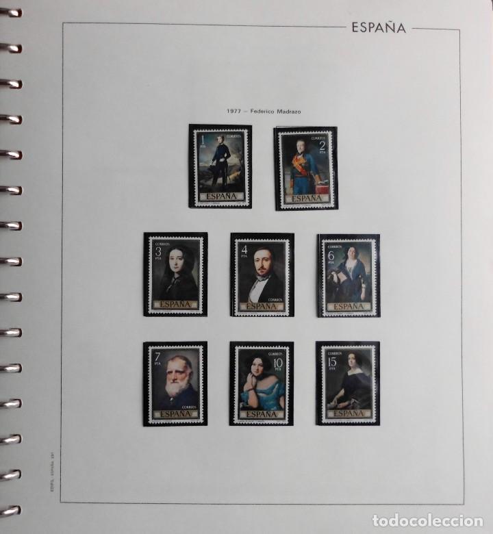 Sellos: COLECCIÓN ALBUM DE SELLOS ESPAÑA 1965 A 1973, 1974 A 1983 y 1984 A 1989, NUEVOS SIN FIJASELLOS ** - Foto 94 - 66903418
