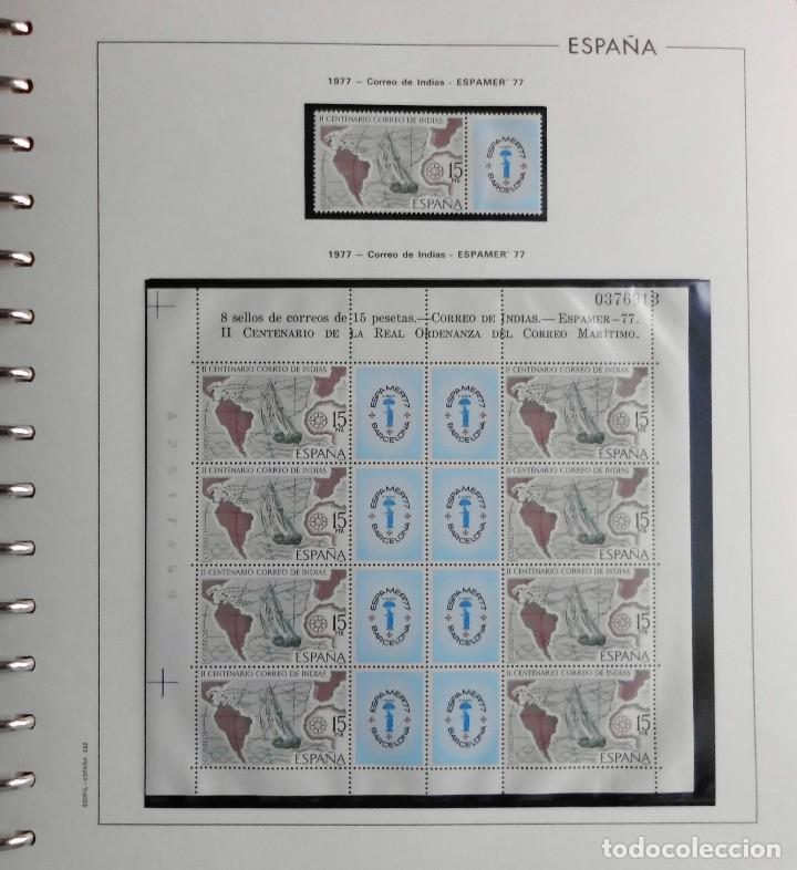Sellos: COLECCIÓN ALBUM DE SELLOS ESPAÑA 1965 A 1973, 1974 A 1983 y 1984 A 1989, NUEVOS SIN FIJASELLOS ** - Foto 95 - 66903418