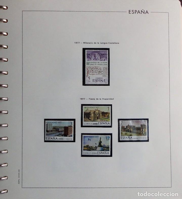 Sellos: COLECCIÓN ALBUM DE SELLOS ESPAÑA 1965 A 1973, 1974 A 1983 y 1984 A 1989, NUEVOS SIN FIJASELLOS ** - Foto 96 - 66903418