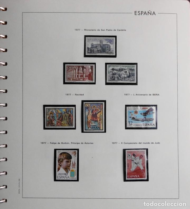 Sellos: COLECCIÓN ALBUM DE SELLOS ESPAÑA 1965 A 1973, 1974 A 1983 y 1984 A 1989, NUEVOS SIN FIJASELLOS ** - Foto 97 - 66903418