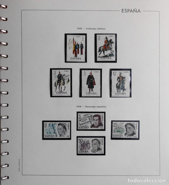 Sellos: COLECCIÓN ALBUM DE SELLOS ESPAÑA 1965 A 1973, 1974 A 1983 y 1984 A 1989, NUEVOS SIN FIJASELLOS ** - Foto 98 - 66903418