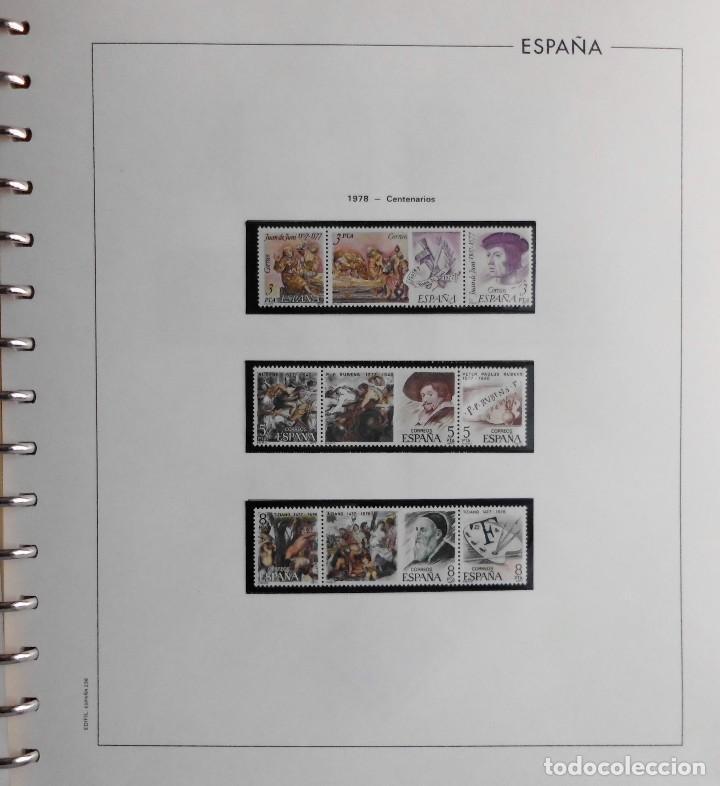 Sellos: COLECCIÓN ALBUM DE SELLOS ESPAÑA 1965 A 1973, 1974 A 1983 y 1984 A 1989, NUEVOS SIN FIJASELLOS ** - Foto 99 - 66903418