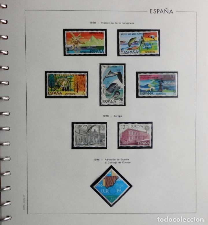 Sellos: COLECCIÓN ALBUM DE SELLOS ESPAÑA 1965 A 1973, 1974 A 1983 y 1984 A 1989, NUEVOS SIN FIJASELLOS ** - Foto 100 - 66903418