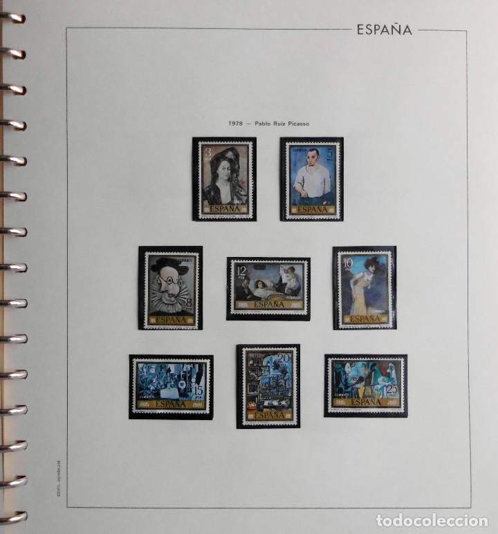Sellos: COLECCIÓN ALBUM DE SELLOS ESPAÑA 1965 A 1973, 1974 A 1983 y 1984 A 1989, NUEVOS SIN FIJASELLOS ** - Foto 101 - 66903418