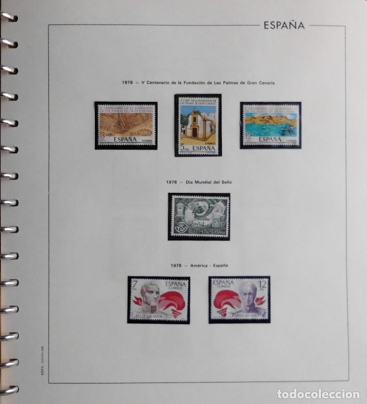 Sellos: COLECCIÓN ALBUM DE SELLOS ESPAÑA 1965 A 1973, 1974 A 1983 y 1984 A 1989, NUEVOS SIN FIJASELLOS ** - Foto 102 - 66903418