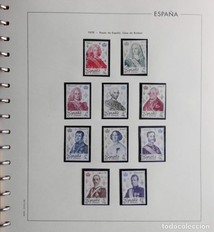 Sellos: COLECCIÓN ALBUM DE SELLOS ESPAÑA 1965 A 1973, 1974 A 1983 y 1984 A 1989, NUEVOS SIN FIJASELLOS ** - Foto 103 - 66903418