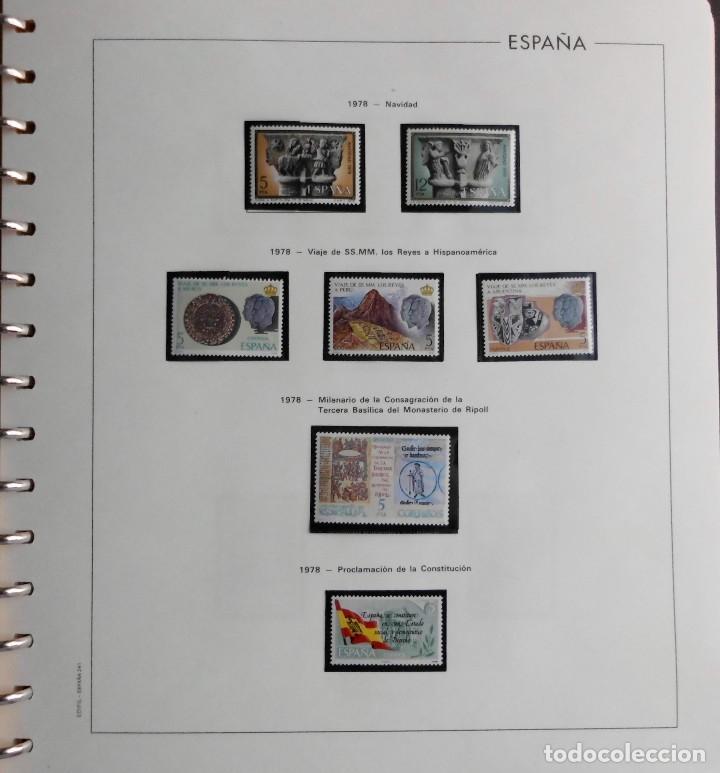 Sellos: COLECCIÓN ALBUM DE SELLOS ESPAÑA 1965 A 1973, 1974 A 1983 y 1984 A 1989, NUEVOS SIN FIJASELLOS ** - Foto 104 - 66903418