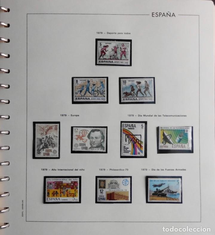 Sellos: COLECCIÓN ALBUM DE SELLOS ESPAÑA 1965 A 1973, 1974 A 1983 y 1984 A 1989, NUEVOS SIN FIJASELLOS ** - Foto 106 - 66903418