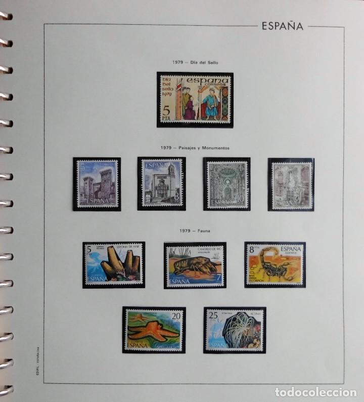 Sellos: COLECCIÓN ALBUM DE SELLOS ESPAÑA 1965 A 1973, 1974 A 1983 y 1984 A 1989, NUEVOS SIN FIJASELLOS ** - Foto 107 - 66903418
