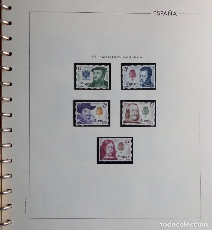 Sellos: COLECCIÓN ALBUM DE SELLOS ESPAÑA 1965 A 1973, 1974 A 1983 y 1984 A 1989, NUEVOS SIN FIJASELLOS ** - Foto 109 - 66903418