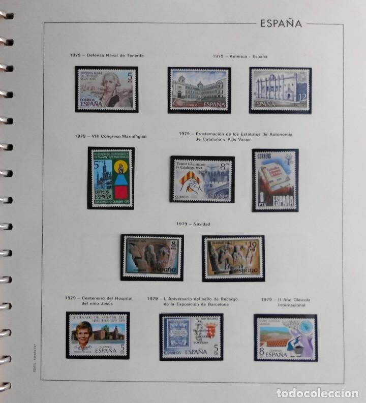 Sellos: COLECCIÓN ALBUM DE SELLOS ESPAÑA 1965 A 1973, 1974 A 1983 y 1984 A 1989, NUEVOS SIN FIJASELLOS ** - Foto 110 - 66903418