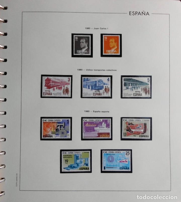 Sellos: COLECCIÓN ALBUM DE SELLOS ESPAÑA 1965 A 1973, 1974 A 1983 y 1984 A 1989, NUEVOS SIN FIJASELLOS ** - Foto 111 - 66903418