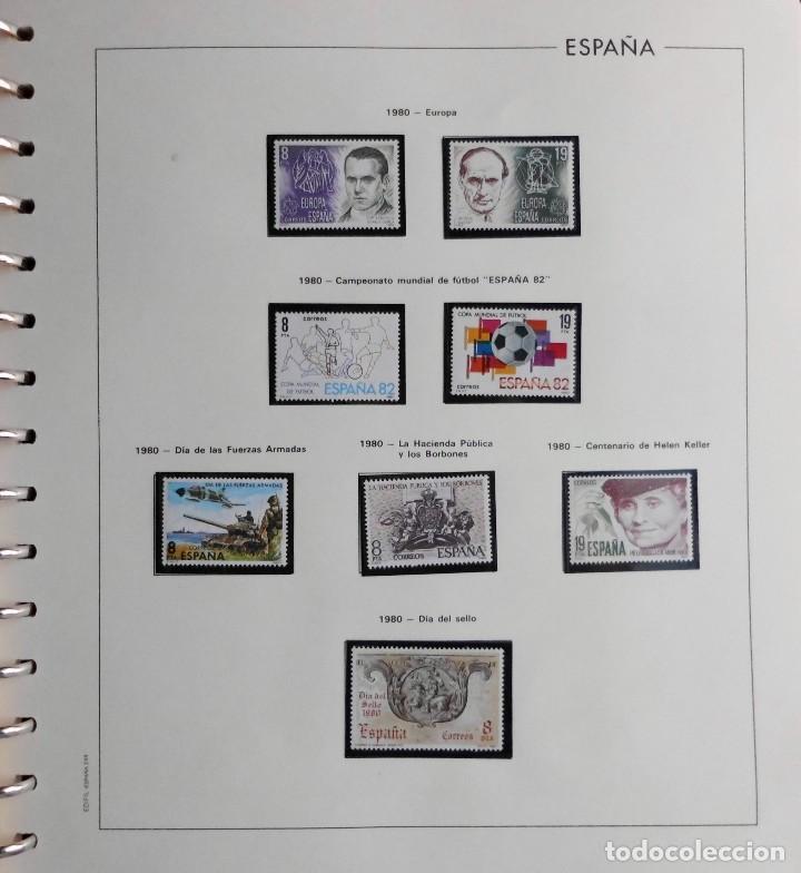 Sellos: COLECCIÓN ALBUM DE SELLOS ESPAÑA 1965 A 1973, 1974 A 1983 y 1984 A 1989, NUEVOS SIN FIJASELLOS ** - Foto 112 - 66903418