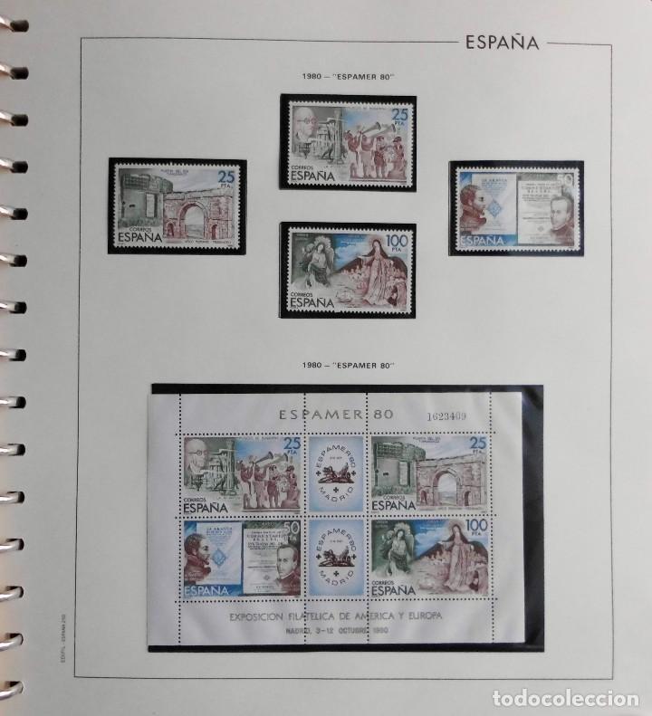 Sellos: COLECCIÓN ALBUM DE SELLOS ESPAÑA 1965 A 1973, 1974 A 1983 y 1984 A 1989, NUEVOS SIN FIJASELLOS ** - Foto 113 - 66903418