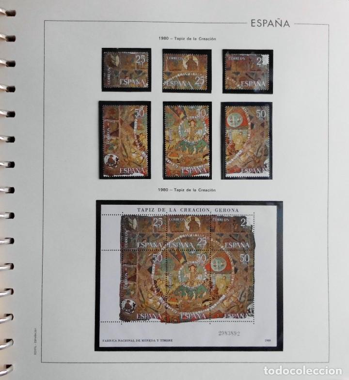 Sellos: COLECCIÓN ALBUM DE SELLOS ESPAÑA 1965 A 1973, 1974 A 1983 y 1984 A 1989, NUEVOS SIN FIJASELLOS ** - Foto 114 - 66903418