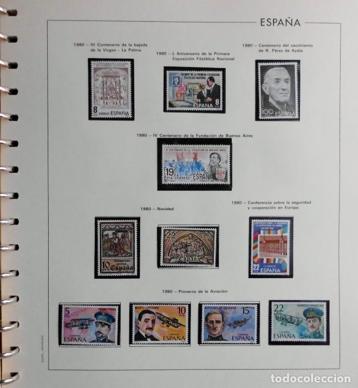 Sellos: COLECCIÓN ALBUM DE SELLOS ESPAÑA 1965 A 1973, 1974 A 1983 y 1984 A 1989, NUEVOS SIN FIJASELLOS ** - Foto 115 - 66903418