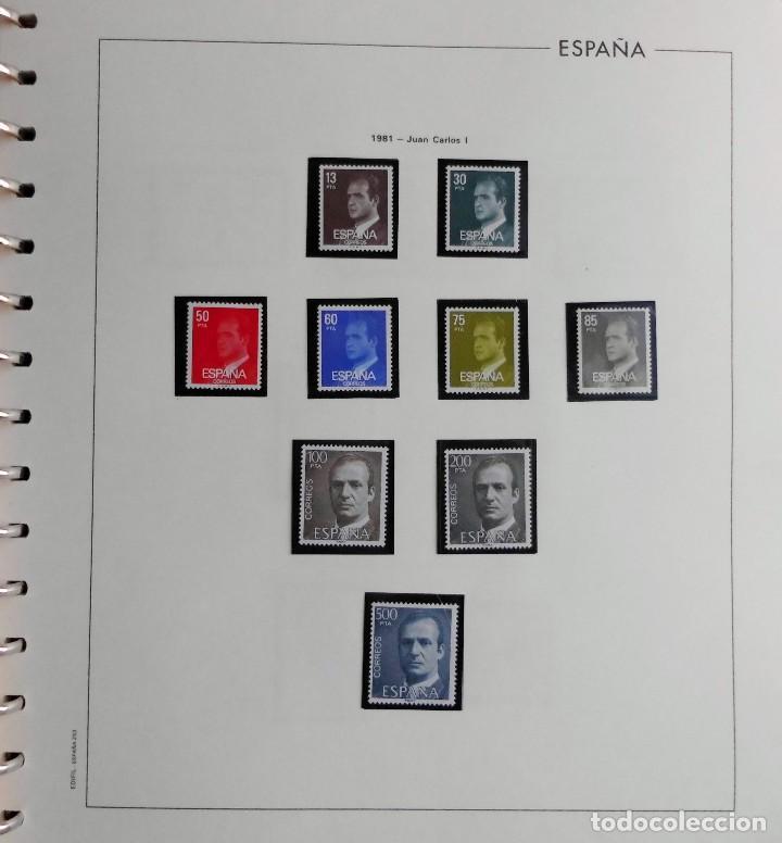 Sellos: COLECCIÓN ALBUM DE SELLOS ESPAÑA 1965 A 1973, 1974 A 1983 y 1984 A 1989, NUEVOS SIN FIJASELLOS ** - Foto 116 - 66903418