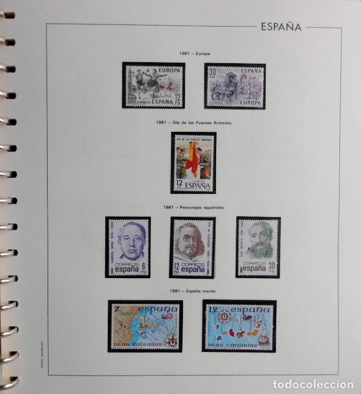 Sellos: COLECCIÓN ALBUM DE SELLOS ESPAÑA 1965 A 1973, 1974 A 1983 y 1984 A 1989, NUEVOS SIN FIJASELLOS ** - Foto 118 - 66903418