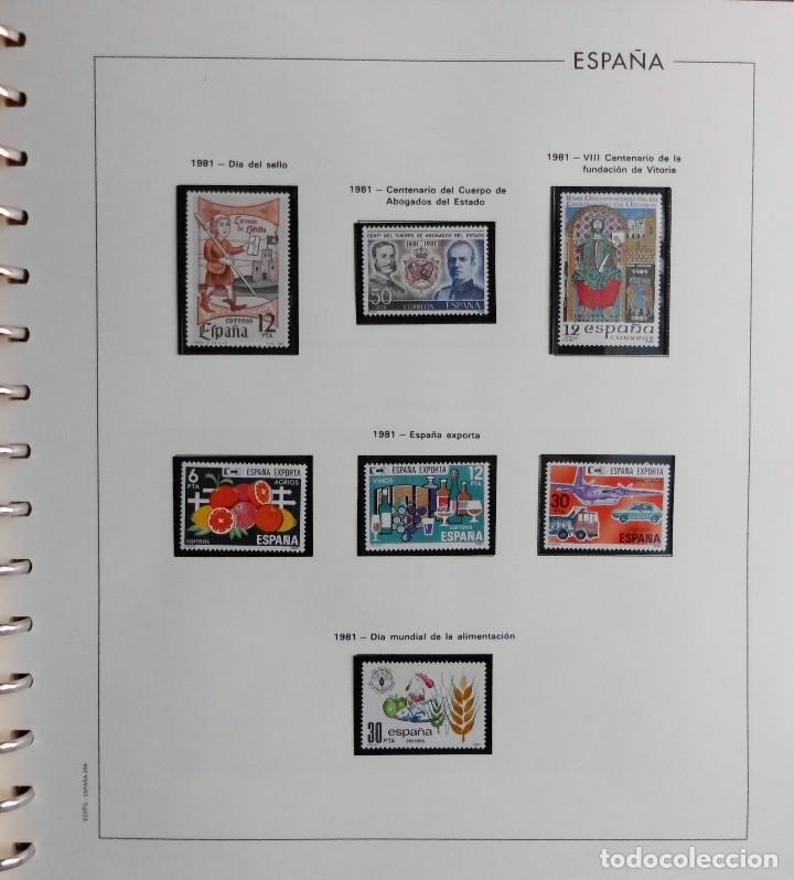 Sellos: COLECCIÓN ALBUM DE SELLOS ESPAÑA 1965 A 1973, 1974 A 1983 y 1984 A 1989, NUEVOS SIN FIJASELLOS ** - Foto 119 - 66903418