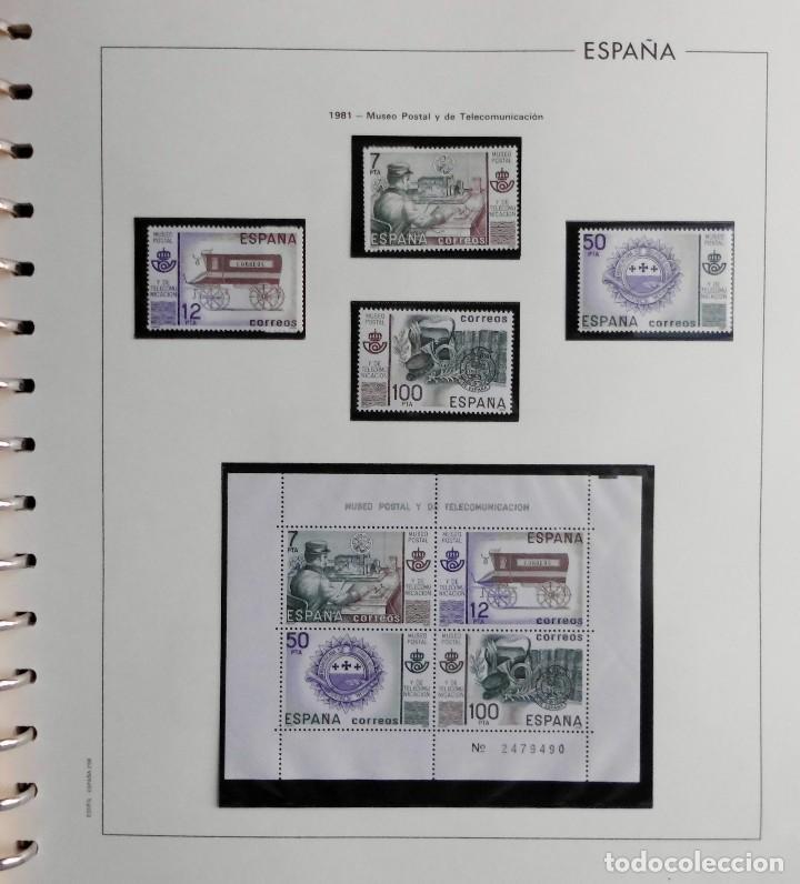 Sellos: COLECCIÓN ALBUM DE SELLOS ESPAÑA 1965 A 1973, 1974 A 1983 y 1984 A 1989, NUEVOS SIN FIJASELLOS ** - Foto 121 - 66903418