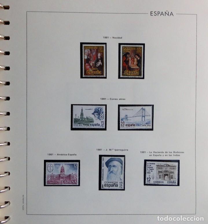 Sellos: COLECCIÓN ALBUM DE SELLOS ESPAÑA 1965 A 1973, 1974 A 1983 y 1984 A 1989, NUEVOS SIN FIJASELLOS ** - Foto 122 - 66903418