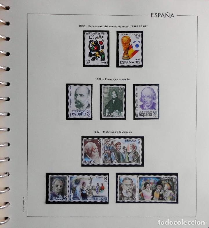 Sellos: COLECCIÓN ALBUM DE SELLOS ESPAÑA 1965 A 1973, 1974 A 1983 y 1984 A 1989, NUEVOS SIN FIJASELLOS ** - Foto 123 - 66903418