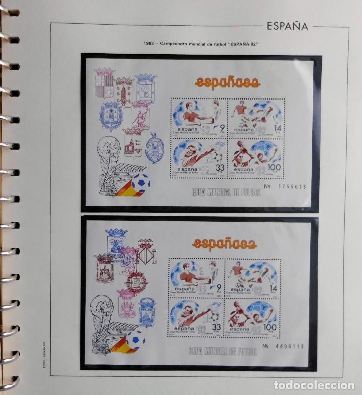 Sellos: COLECCIÓN ALBUM DE SELLOS ESPAÑA 1965 A 1973, 1974 A 1983 y 1984 A 1989, NUEVOS SIN FIJASELLOS ** - Foto 125 - 66903418