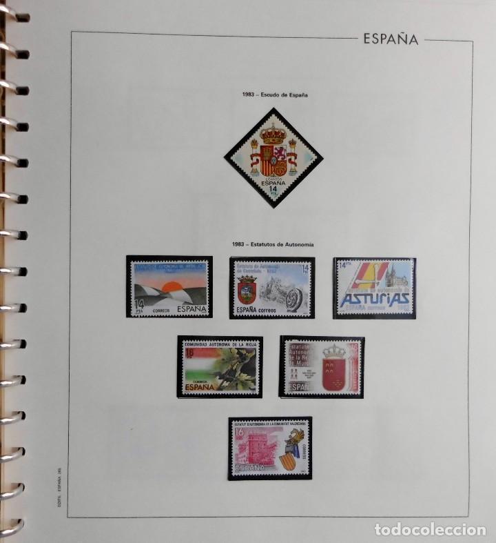 Sellos: COLECCIÓN ALBUM DE SELLOS ESPAÑA 1965 A 1973, 1974 A 1983 y 1984 A 1989, NUEVOS SIN FIJASELLOS ** - Foto 128 - 66903418