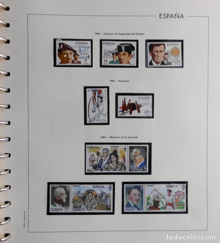 Sellos: COLECCIÓN ALBUM DE SELLOS ESPAÑA 1965 A 1973, 1974 A 1983 y 1984 A 1989, NUEVOS SIN FIJASELLOS ** - Foto 129 - 66903418