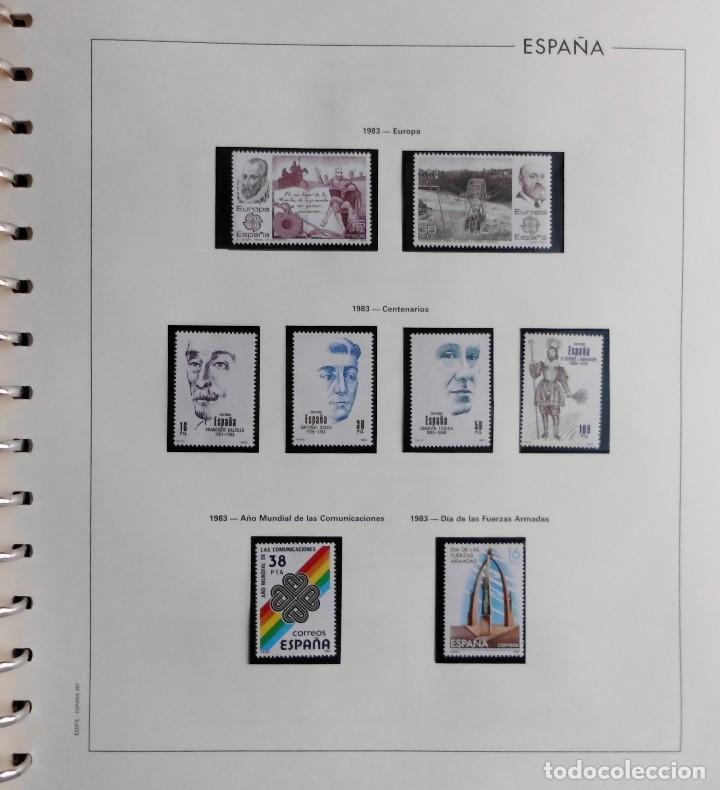 Sellos: COLECCIÓN ALBUM DE SELLOS ESPAÑA 1965 A 1973, 1974 A 1983 y 1984 A 1989, NUEVOS SIN FIJASELLOS ** - Foto 130 - 66903418