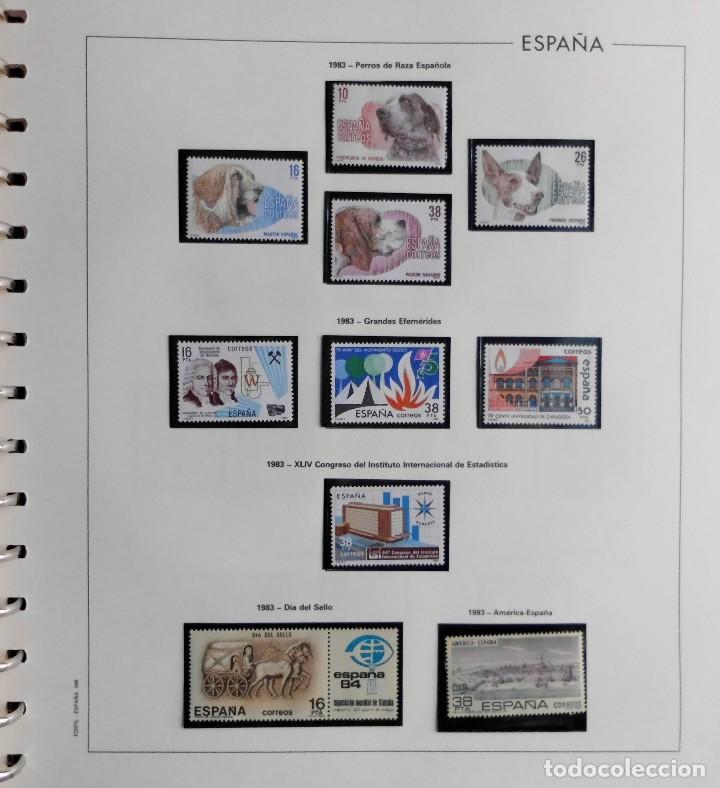 Sellos: COLECCIÓN ALBUM DE SELLOS ESPAÑA 1965 A 1973, 1974 A 1983 y 1984 A 1989, NUEVOS SIN FIJASELLOS ** - Foto 131 - 66903418