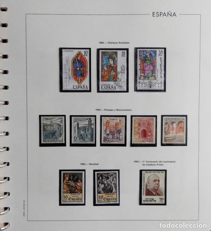 Sellos: COLECCIÓN ALBUM DE SELLOS ESPAÑA 1965 A 1973, 1974 A 1983 y 1984 A 1989, NUEVOS SIN FIJASELLOS ** - Foto 132 - 66903418