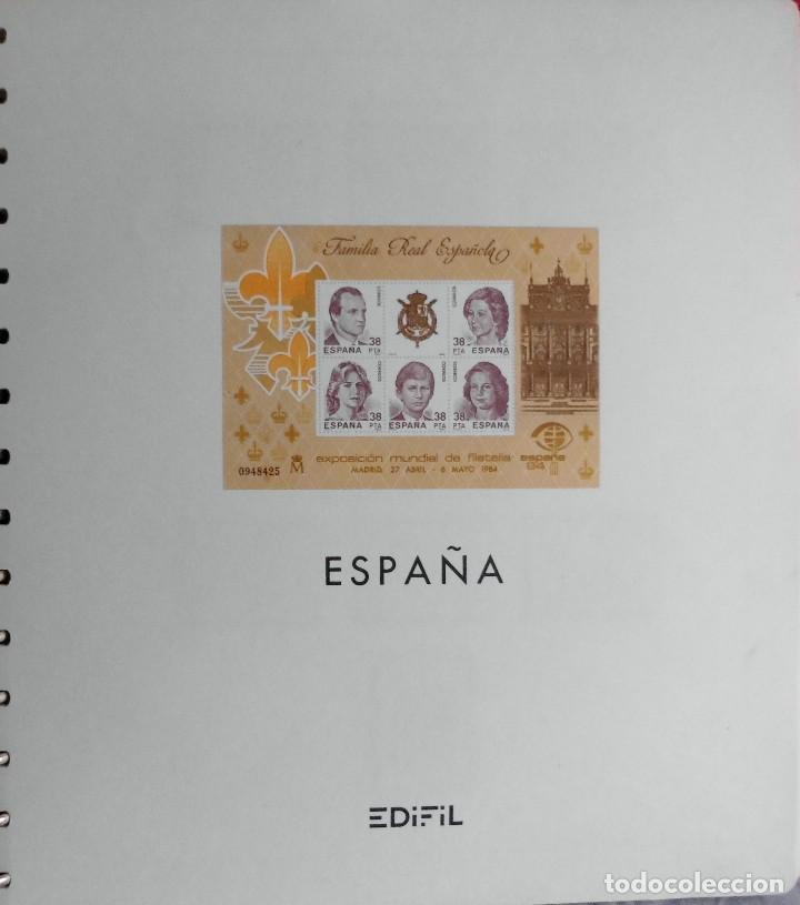 Sellos: COLECCIÓN ALBUM DE SELLOS ESPAÑA 1965 A 1973, 1974 A 1983 y 1984 A 1989, NUEVOS SIN FIJASELLOS ** - Foto 135 - 66903418