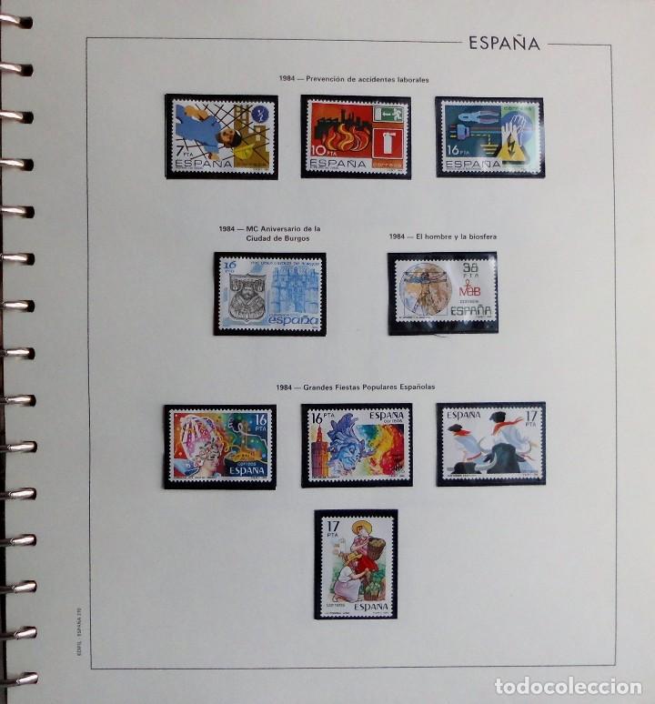Sellos: COLECCIÓN ALBUM DE SELLOS ESPAÑA 1965 A 1973, 1974 A 1983 y 1984 A 1989, NUEVOS SIN FIJASELLOS ** - Foto 136 - 66903418