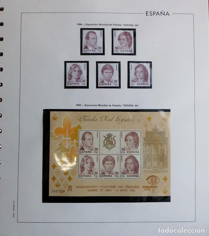 Sellos: COLECCIÓN ALBUM DE SELLOS ESPAÑA 1965 A 1973, 1974 A 1983 y 1984 A 1989, NUEVOS SIN FIJASELLOS ** - Foto 138 - 66903418