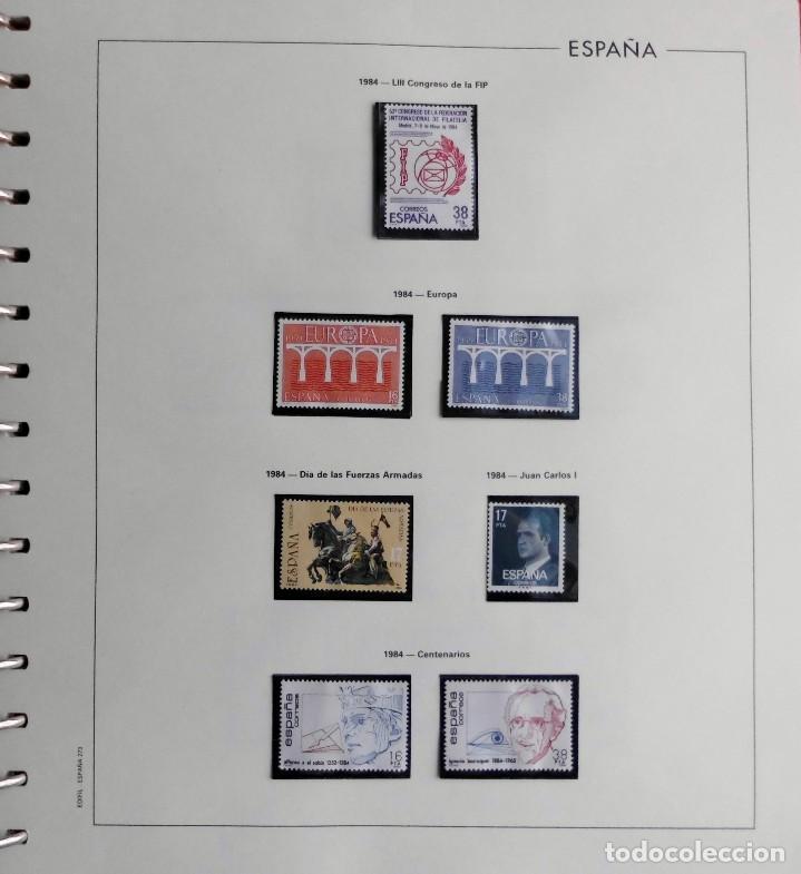 Sellos: COLECCIÓN ALBUM DE SELLOS ESPAÑA 1965 A 1973, 1974 A 1983 y 1984 A 1989, NUEVOS SIN FIJASELLOS ** - Foto 139 - 66903418