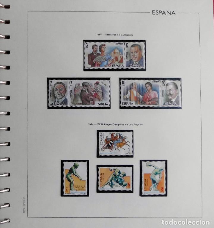 Sellos: COLECCIÓN ALBUM DE SELLOS ESPAÑA 1965 A 1973, 1974 A 1983 y 1984 A 1989, NUEVOS SIN FIJASELLOS ** - Foto 140 - 66903418