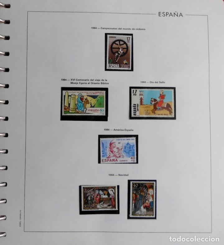Sellos: COLECCIÓN ALBUM DE SELLOS ESPAÑA 1965 A 1973, 1974 A 1983 y 1984 A 1989, NUEVOS SIN FIJASELLOS ** - Foto 141 - 66903418
