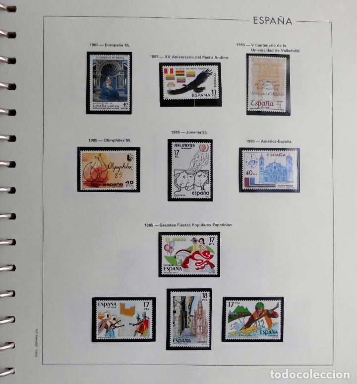 Sellos: COLECCIÓN ALBUM DE SELLOS ESPAÑA 1965 A 1973, 1974 A 1983 y 1984 A 1989, NUEVOS SIN FIJASELLOS ** - Foto 142 - 66903418
