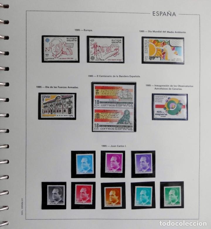 Sellos: COLECCIÓN ALBUM DE SELLOS ESPAÑA 1965 A 1973, 1974 A 1983 y 1984 A 1989, NUEVOS SIN FIJASELLOS ** - Foto 143 - 66903418
