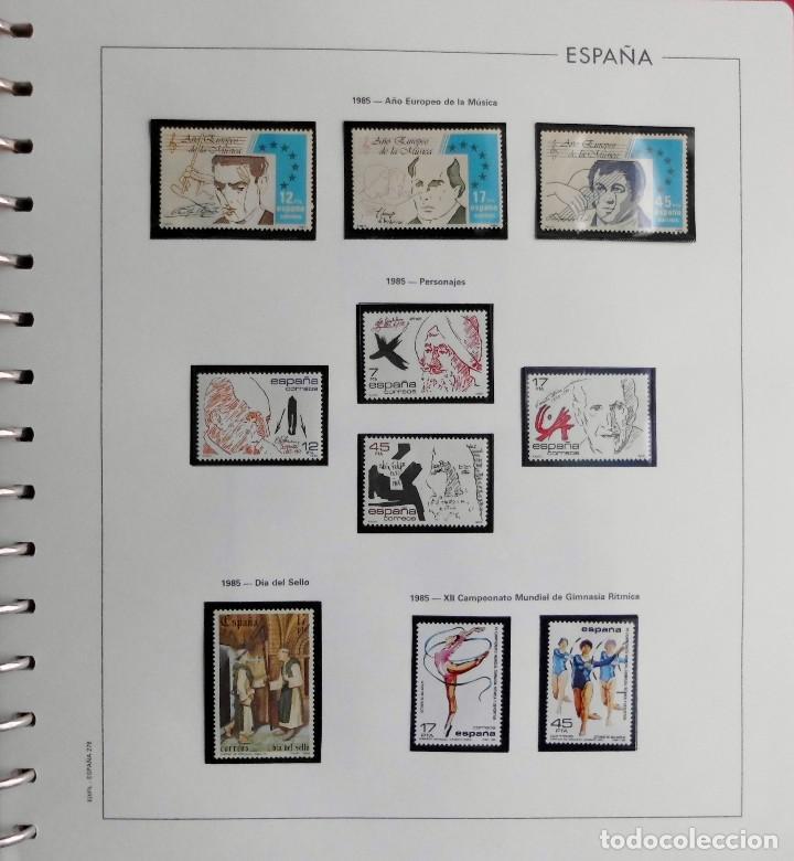 Sellos: COLECCIÓN ALBUM DE SELLOS ESPAÑA 1965 A 1973, 1974 A 1983 y 1984 A 1989, NUEVOS SIN FIJASELLOS ** - Foto 144 - 66903418