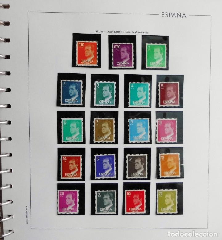 Sellos: COLECCIÓN ALBUM DE SELLOS ESPAÑA 1965 A 1973, 1974 A 1983 y 1984 A 1989, NUEVOS SIN FIJASELLOS ** - Foto 147 - 66903418