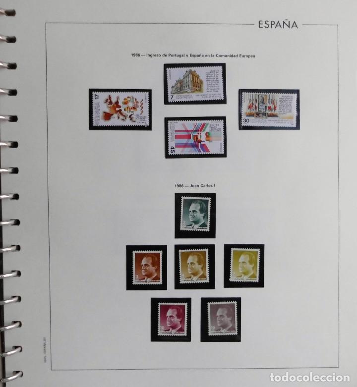 Sellos: COLECCIÓN ALBUM DE SELLOS ESPAÑA 1965 A 1973, 1974 A 1983 y 1984 A 1989, NUEVOS SIN FIJASELLOS ** - Foto 148 - 66903418