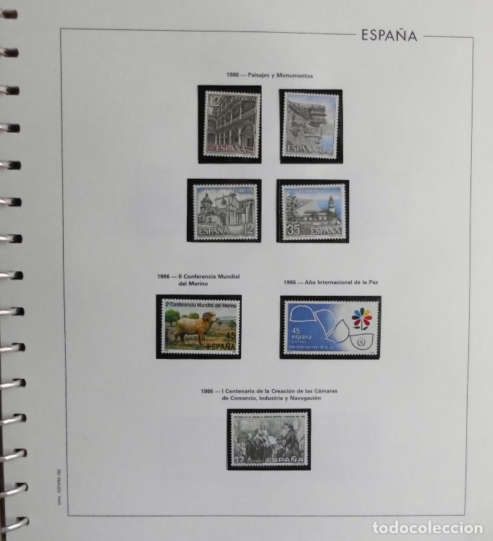 Sellos: COLECCIÓN ALBUM DE SELLOS ESPAÑA 1965 A 1973, 1974 A 1983 y 1984 A 1989, NUEVOS SIN FIJASELLOS ** - Foto 149 - 66903418