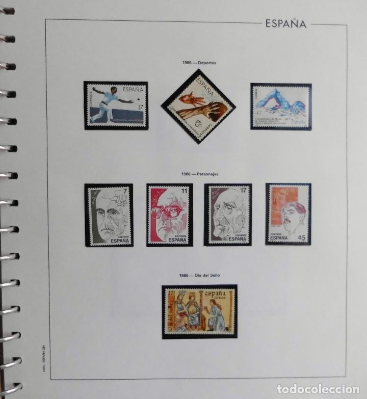 Sellos: COLECCIÓN ALBUM DE SELLOS ESPAÑA 1965 A 1973, 1974 A 1983 y 1984 A 1989, NUEVOS SIN FIJASELLOS ** - Foto 151 - 66903418