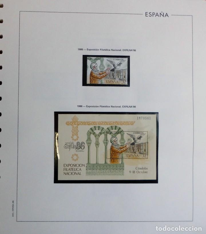 Sellos: COLECCIÓN ALBUM DE SELLOS ESPAÑA 1965 A 1973, 1974 A 1983 y 1984 A 1989, NUEVOS SIN FIJASELLOS ** - Foto 152 - 66903418