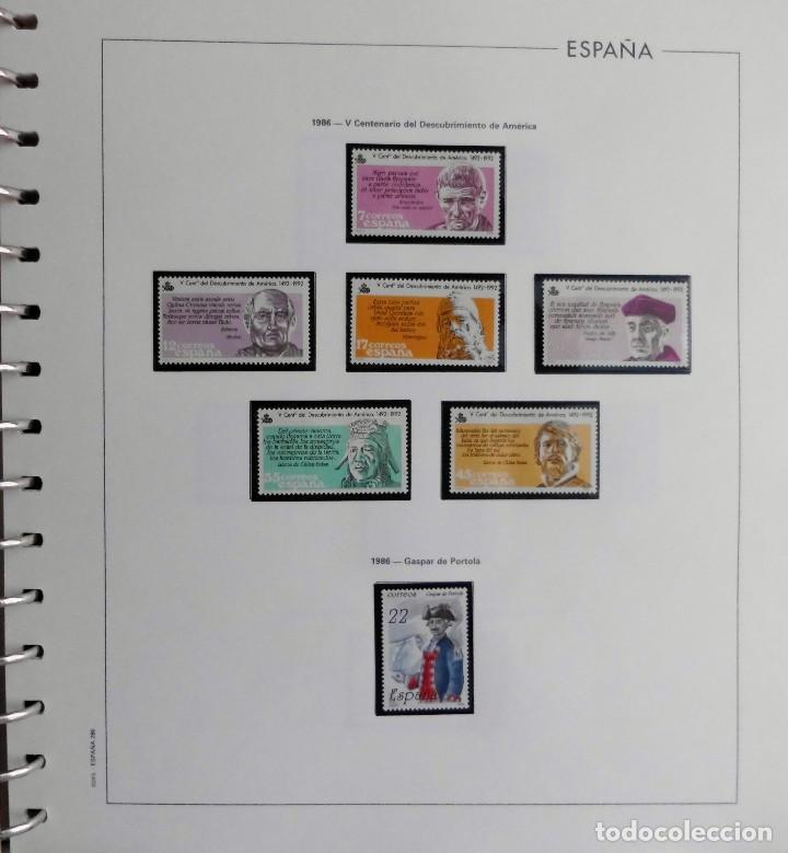 Sellos: COLECCIÓN ALBUM DE SELLOS ESPAÑA 1965 A 1973, 1974 A 1983 y 1984 A 1989, NUEVOS SIN FIJASELLOS ** - Foto 153 - 66903418
